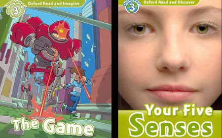 The Game - Your Five Senses books