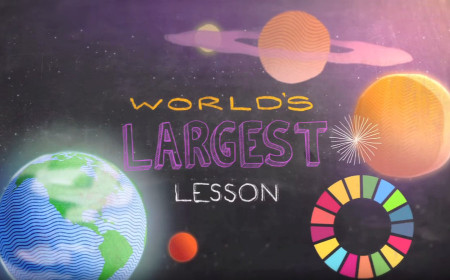 Video: Worlds Largest Lesson